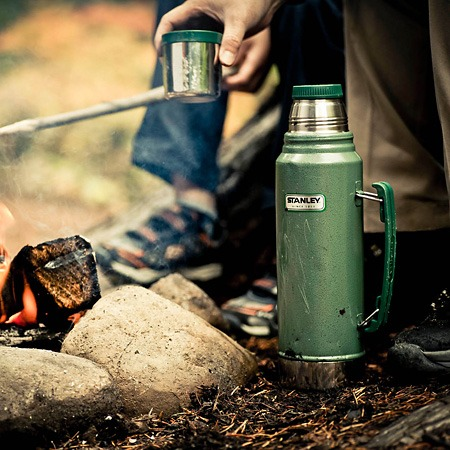 Stanley Classic Stainless Steel Vacuum 1 9 Litre Flask