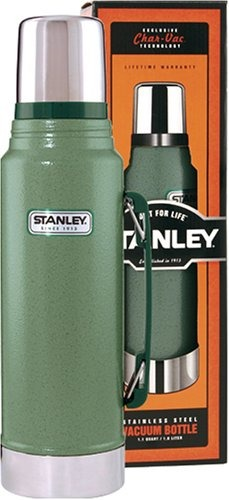 Stanley Classic Stainless Steel Vacuum 1 Litre Flask